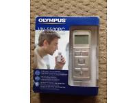Olympus digital voice recorder/ Dictaphone. VN5500PC. Used . Works fine