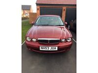 Jaguar X-Type 2.5 V6 AWD, Saloon. 2004 Low Mileage.