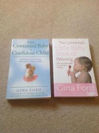 Gina Ford books