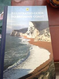 AA Illustrated Guide to Britain's Coast