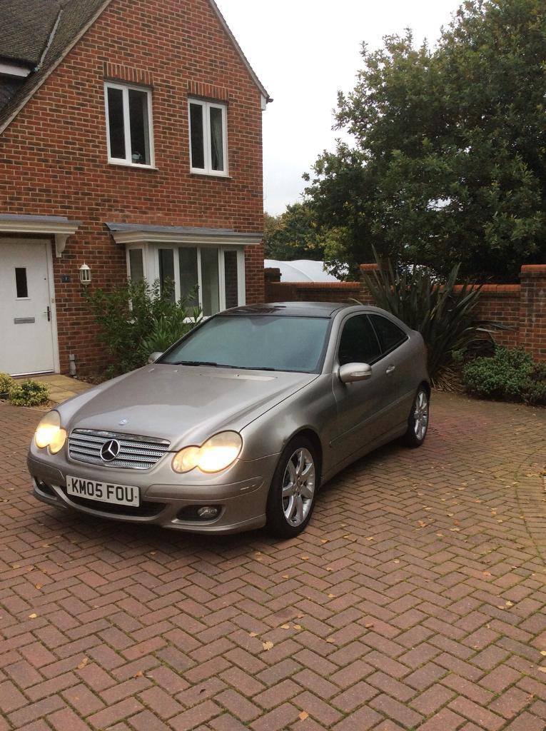 Mercedes C Class 2005 MOT until October 2018