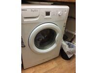 BEKO 7kg Washing Machine 1400rpm (model: WME72747W)