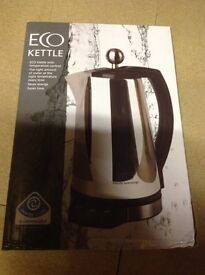 ECO KETTLE 3 FOR SALE BRAND NEW AND UNUSED STILL IN BOX
