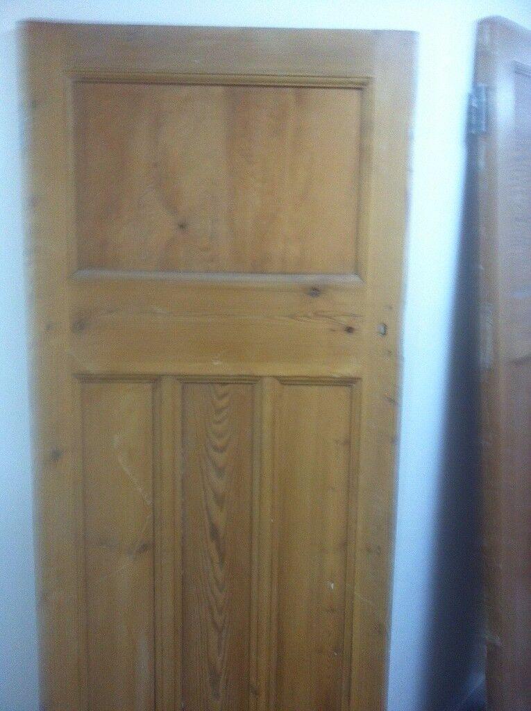 Wooden Interior Doors 2 Off In Wavertree Merseyside Gumtree