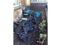 16 rubble bags of top soil - free