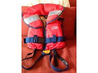 Sou'wester infant lifejacket
