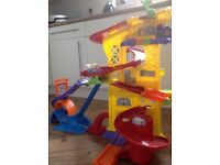 VTech toot toot driver race track