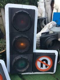 Traffic Lights (Decommissioned)