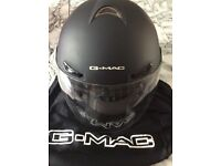 G-MAC open face helmet