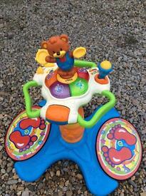 V-tech kids musical play tower