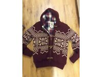 Male winter warm casual jacket Soul Cal