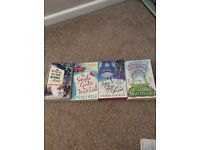 Assorted chick literature - set of 4