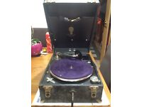Old working gramaphone for sale