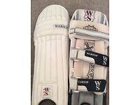 Warsop cricket pads