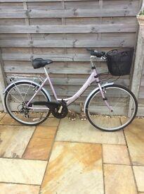 Ladies mountain / shopper bike
