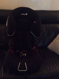 Excellent Condition Safety First Car Seat for Stages 1 - 3