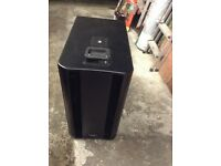 QSC K SUB 1000watts Powered Speaker,excellent condition,hardly used.