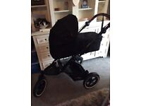 Phil & Teds Sport V2 Double pram with Quick stop break & Loads of extras Excellent Condition