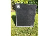 Ampeg SVT - 4x10 HLF Classic 500w bass guitar speaker cab