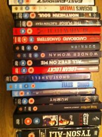 New DVDs budle