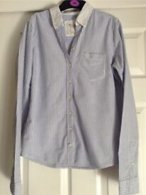 Abercrombie & Fitch striped shirt size M