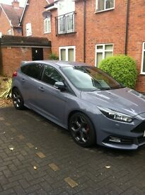 Focus st3 stealth grey, excellent condition at a great bargin!!