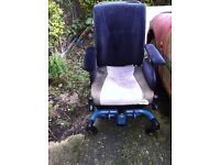 powered wheelchair Ibis for spares selling