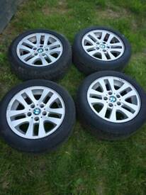 BMW Alloys 16inch