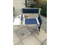 Quickseat camping chair x 2