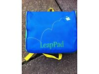 Leap frog leapPad in satchel type carry case