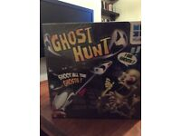 Ghost hunt game - brand new still in plastic wrapping never been opened.