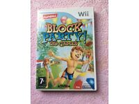 WII Block Party 20games