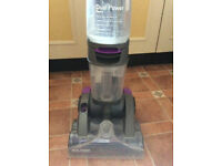 Vax W86DPR Dual Power Reach Carpet Cleaner HARDLY USED