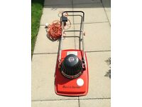 Lawn Mower Black and Decker Hover Mower