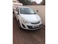 2012 Vauxhall Corsa 1.0 for sale.