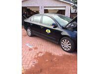 2 x Volkswagen Passat's breaking not for sale