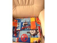 Thomas the tank engine bedding set