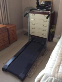 Manual Treadmill Carl Lewis MT15