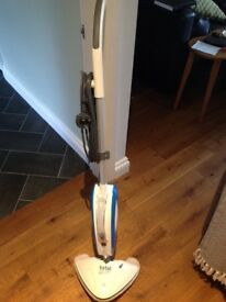 Vax steam mop with attachments