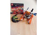 Mars Mission LEGO 7697 MT-51 Claw Tank Ambush