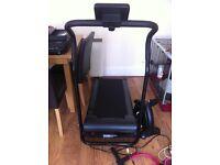 Brand new treadmill hardly used