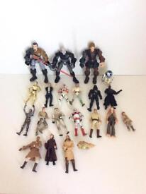 Star Wars Figures from 1995 onwards
