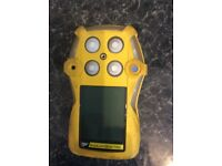 Bw quotro gas moniter Detector used