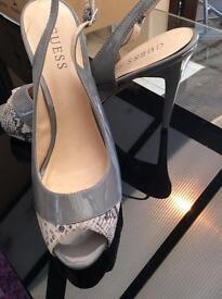 Guess ladies shoes