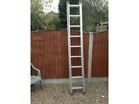 Hailo alloy ladders