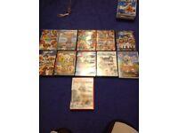 11 dog dvds
