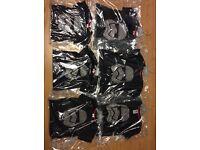 Job Lot- Children's T-shirts (Assorted Sizes), Luxury Men's Gift Box Socks Sets.