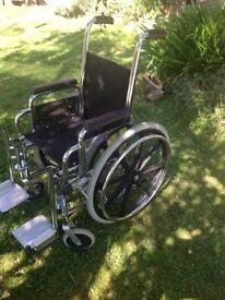 Child's Paediatric self propelling Wheelchair Roma 1451