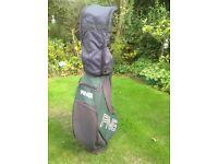 PING Cart bag and rain hood