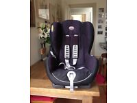 Britax Duo-Plus child's car seat